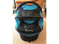 Quinny Carrycot - Blue