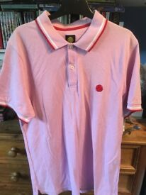 Pretty Green Polo Shirt Small