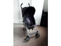 MacLaren Stroller, Black/Charcoal – Excellent condition