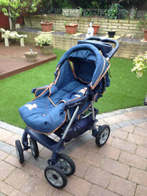 Britax Excel Travel System Buggy
