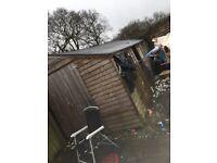 Large Garden shed 3x4 metres