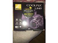 Nikon cool pic l840