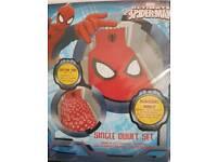 Spiderman reversible single bed set brand new