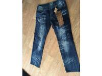 Kosmo lupo men's jeans £15 each