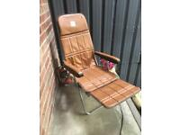 Lounger chair Italian make from the 1970's