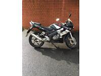 Honda CBR125r 2005 reg