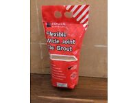 Grout Flexible Wide Joint Tile Grout 5kg