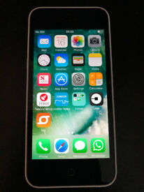 Iphone 5C - Good condition - locked to 3