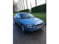 Volvo S60 AUTOMATIC 130,000miles great old car