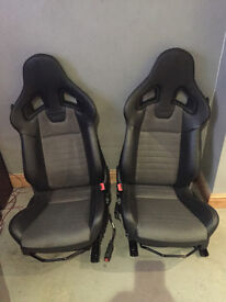 Vauxhall Corsa VXR Seats Full Interior Including Door Cards