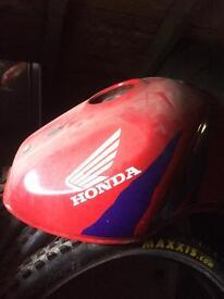 Honda Fireblade 918 RRW petrol tank