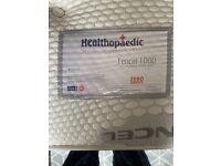 Double mattress heathopaedic