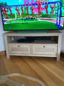 Next Malvern tv unit. Barely used