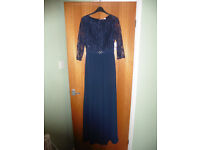 Prom / Bridesmaid dress - New with tags, size 8 blue
