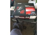 Pro gaming b150m asus motherboard