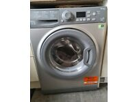 Hotpoint Washing machine for sale, excellent condition, grey. Pick up on 30th October