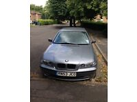 BMW 320 compact £850