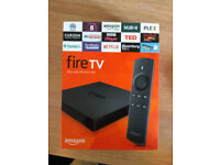 Amazon Fire TV (2nd Generation) 4K Streaming Media Player