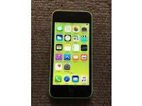 IPhone 5c green on o2 Tesco