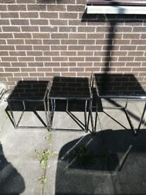 Nest of tables (need gone ASAP)