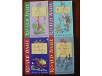 *** Children's books – 4 amazing books by Roald Dahl ***