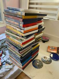200+ DVDS