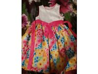 Girls occassion dress age 5