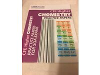 CFE Higher Chemistey - Practice Papers