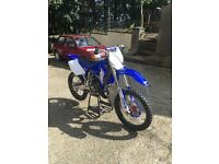 2007 yam yz125 if not gone this weekend I'll p/x next week