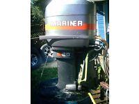 MARINER 80 HP P.T.T 2IN1 CONTROLS