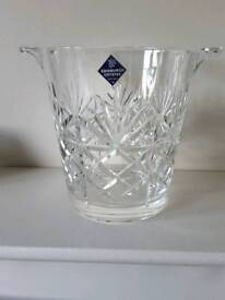 Edinburgh Crystal Wine Cooler/Ice Bucket