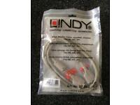Lindy computer connect cable