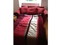 Sofa Bed for sale - insanely comfy, just pick up!