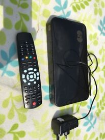 Satalite tv box