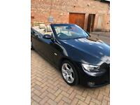 *ABSOLUTE STUNNING* BMW SERIES 3 convertible in black