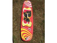Classic RRD 140 broad-spectrum kite-board