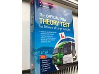 DVSA Official Theory Test Help Book