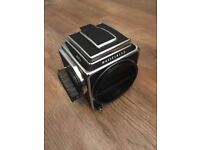 Hasselblad 503cw Body and Finder - would consider Leica trades