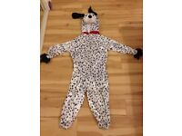 Child's Halloween / Fancy Dress Dog Costume Age 5-6, used for sale  Falkirk
