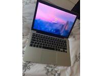 "Apple MacBook Pro 1502 13.3"" Laptop"