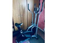 XS SPORTS ELLIPTICAL CROSS & BIKE TRAINER XS-8.2DA