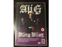 Ali G - Bling Bling DVD