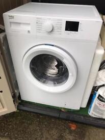 Beko washing machine **2 months old**
