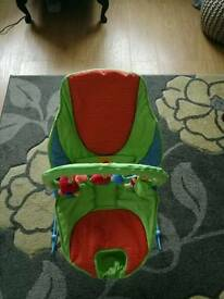 Baby Chair and Mobile