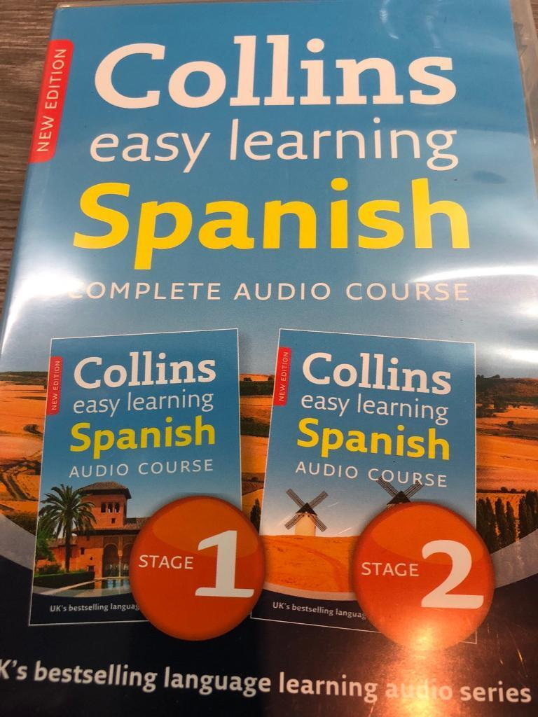 Collins Teach-Yourself Spanish CDs | in Whitchurch, Cardiff | Gumtree