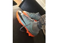 Nike cr7 m>ercurial size 11s