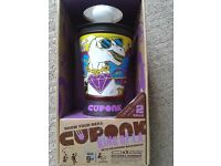 2 x Cuponk - light up cup and ball game