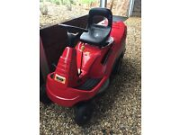 Honda 1211 hydrostatic ride on mower