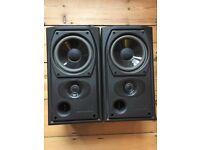 2 x Mission speakers