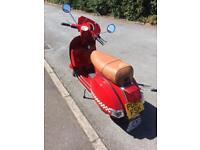 Lml Vespa px 125 scooter